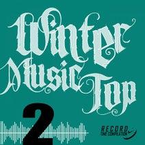 Vlad Brost, Anton Khlebov, Undoxone, Seryi, Axizavt, Dj Stiven, Alex Leader, Dreaman, Abstruse, Rautu, Other Side, Double Energy - Winter Top Music 2