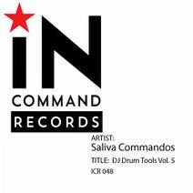 Saliva Commandos - DJ Drum Tools, Vol. 5