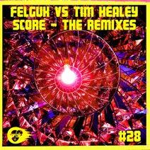 Tim Healey, Felguk, Divine X, Becca - Score... The Remixes