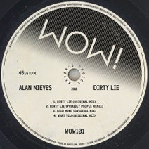 Alan Nieves, Proudly People - DIRTY LIE EP