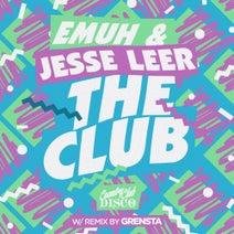 Emuh, Jesse Leer, Grensta - The Club