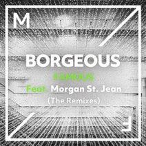 Riggi & Piros, Borgeous, Morgan St. Jean - Famous - The Remixes