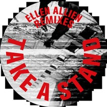 Ellen Allien, Kobosil, Cosmin TRG, K' Alexi Shelby, Jonas Kopp - Take A Stand Remixes