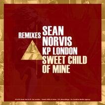 Quadrini, Sean Norvis, Kp London, Andaro - Sweet Child of Mine Remixes 2018