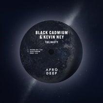 Black Cadmium, Kevin Ney, Black Cadmium & Kevin Ney - The Nasty