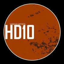 David Temessi, Sebastian Groth, Hell Driver, T78, N.O.B.A, Roentgen Limiter, DJ Dextro, Claas Herrmann, Dolby D, Ig Noise, Daniele Boncordo, Alex Wolf, Atze Ton, Jim Noizer, Usawa, Dan Morris, Schiere, Antonio Valente, Johan Sellier, thekrow, Manuel Orf aka Viper XXL - Hard Drive 10