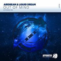 Airdream, Liquid Dream - Out of Mind