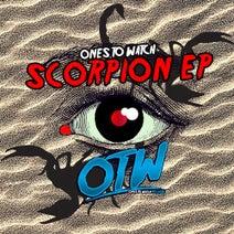 Bora, Rodrigo Howell, Wonderface, Capsalon - Scorpion EP