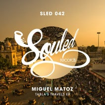 Miguel Matoz - Tabla's Travels EP
