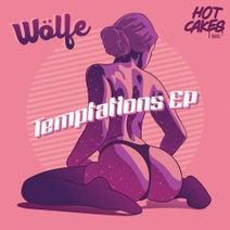 Wolfe - Temptation E.P