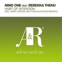 Mind One, Ferry Corsten, Rebekka Thenu, Tyron & Mathews - Hurt of Intention
