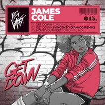 James Cole, Vincenzo D'amico - Get Down Ep