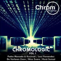 Pedro Mercado, Kosinski, Loui Fernandez, De Verloren Zoon, Nico Zuaro, Rose Sunset - Chromologic, Vol. I