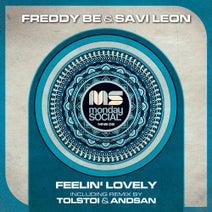 Freddy Be, Savi Leon, Tolstoi, Andsan - Feelin' Lovely