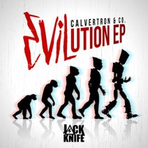 Calvertron, Deflo, Krafty Kuts, Apul, Traced, Mike Andrews - Evilution EP