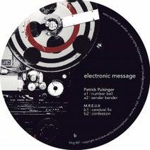 Patrick Pulsinger, M.R.E.U.X - Electronic Message