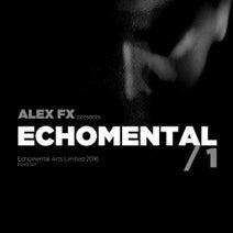 Alex FX, David J - Echomental /1