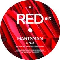 Martsman - Shrank / NYCD