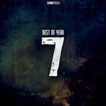 Radiance, Unkind, Mind Dimension, Freakshow, Yuna-x, D-Verze, Vazard, Main Concern, Delete, Infirium, Maarja, Hardstyle Mafia, Mc Livid, Vyral, Genox, The Purge, D-Verze - The Best Of Spoontech: (Year 7)