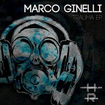 Marco Ginelli, Lewis Shephard, Giorgio Di Verbero, John Fux - Trauma EP