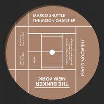 Marco Shuttle, Gabriella Vergilov - The Moon Chant