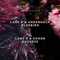 Lane 8, Anderholm, Khåen - Bluebird / Duchess