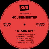 Boys Noize, Housemeister - Stand Up!