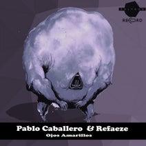 Pablo Caballero, Refaze - Ojos Amarillos