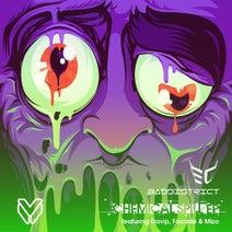 Davip, Bad District, Facade, Mizo, MJ Free - Chemical Spill EP