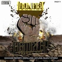 Monotype, Damage Report, Silent Storm, Ironlung, Hizzleguy, Jayline - Iron Fist Audio Remixes Vol 1