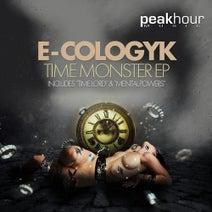 E-Cologyk - Time Monster EP