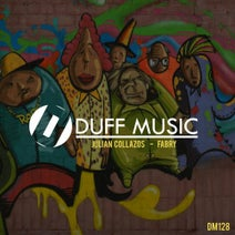 Julian Collazos, BLC Mastering Studio - Fabry EP