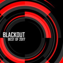 Black Sun Empire, Noisia, Pythius, Synergy, Rido, Phace, Gridlok, Audio, Neonlight, Current Value, Mr. Frenkie, Merikan, Disprove, Optiv, Prolix, Hive, State Of Mind, Black Sun Empire - Blackout: Best of 2017 (Mixed by Rido)