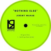 Jeremy Wahab - Nothing Else