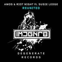 Susie Ledge, Amos & Riot Night - Reunited