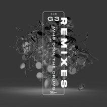 G3, Korostyle, Starkey, Drum Machine Lust, Bloodysnowman - Who Doin the Drums (Remixes)