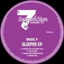 Mihail P, Hutton Drive, Gnork - Sleeper EP
