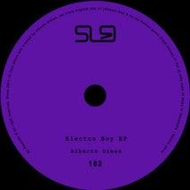 Alberto Dimeo - Electro Boy EP