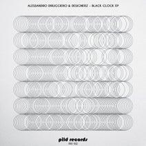 Alessandro Diruggiero, Designerz, Kaiq - Black Clock EP
