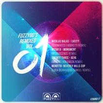 Nicolas Barnes, Mizar B, Twenty Three, Nerutto, Gianmarco Fabbretti, Reminiscence (SE), Michael Hokanson, Luca Dean, Kris Samsel - Fuzzy80s Remixed, Vol. 1