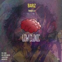 Barz, Melanie Massa, Chaostrail, Inprocess - Trash EP