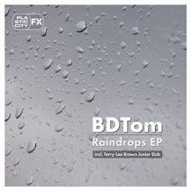 bdtom, Terry Lee Brown Junior - Raindrops EP