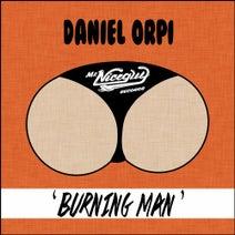 Daniel Orpi - Burning Man EP