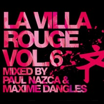 Paul Nazca, Maxime Dangles - La Villa Rouge Vol.6