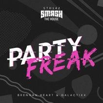 Brennan Heart, Galactixx - Partyfreak