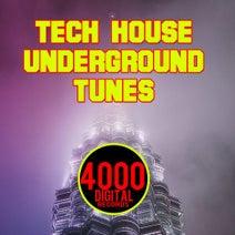 Jason Rivas, Glitchdropper, Die Fantastische Hubschrauber, Vullet Roux, Future 3000, Perruno Luvtrap - Tech House Underground Tunes