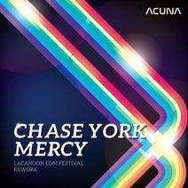Lacandon, Chase York - Mercy (Lacandon EDM Festival Rework)