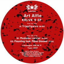 Art Alfie - KRLVK 9