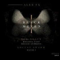 Alex FX, AlexFX, Rhianna Faye, Kellie Andrews, Christinne, Norbak, Teragon, @c, Corvum, -2, A Thousand Details, Vil - Black Mixes, Vol. 1