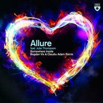 Julie Thompson, Allure, Bogdan Vix, Claudiu Adam - Somewhere Inside